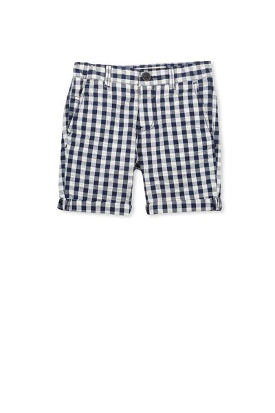 William Walk Short, GINGHAM