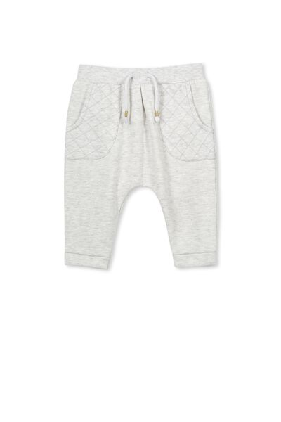 Shelby Trackpant, CLOUD MARLE
