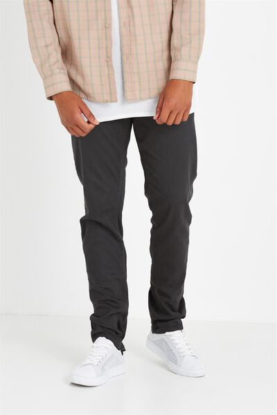 Carter Relaxed Chino, VINTAGE BLACK