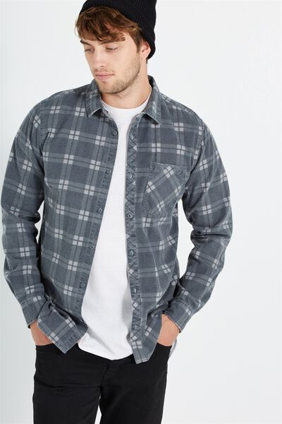 91 Shirt, TONAL CHECK