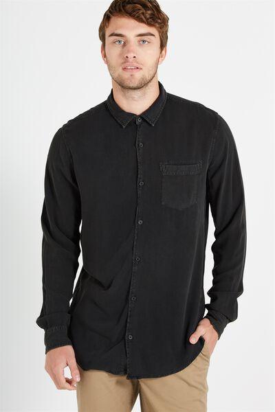 91 Shirt, BLACK ACID