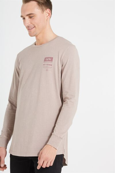 Men's Long Sleeve T-Shirts | Cotton On