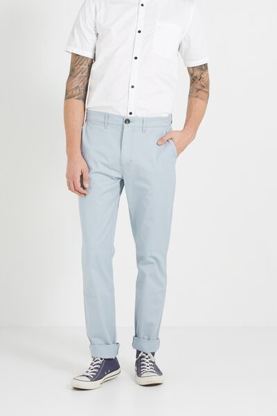 Knox Chino Pant, CHALK BLUE