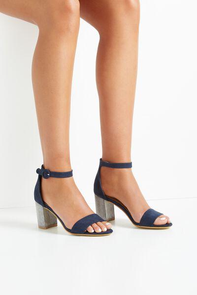 Mambo Flared Heel, ECLIPSE