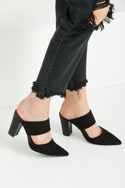 San Sofia Heel, BLACK COMBO