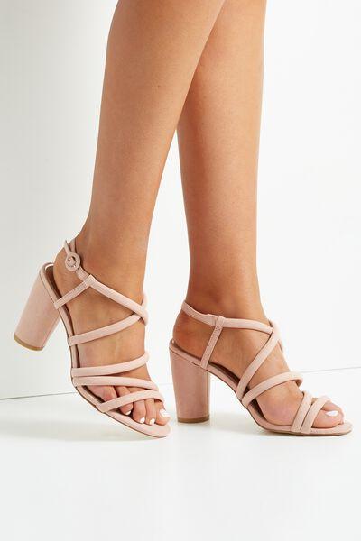 Sangria Heel, BLUSH