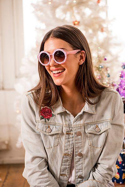 Novelty Glasses, DONUT