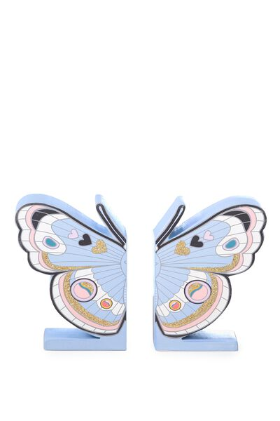 Bookends, BUTTERFLY