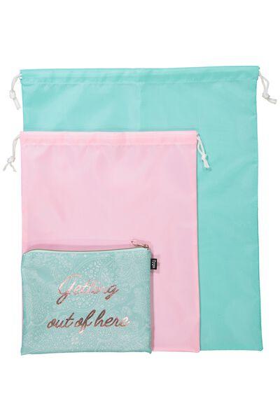 Bgc Travel Bag Kanvas 2 Sleting Gliter Paris Black Pink Harga Source Hello .