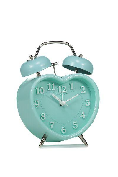 Alarm Clock, HEART FRANKIE BLUE
