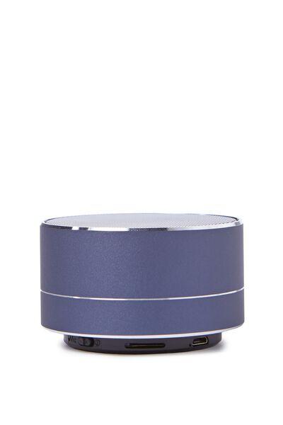 Metallic Speaker, GRAPHITE