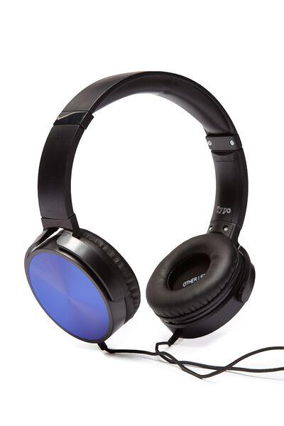 Reverb Headphones, NAVY