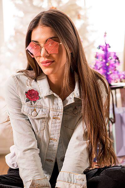 Novelty Glasses, STAR