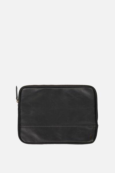 Buffalo Tablet Case, BLACK