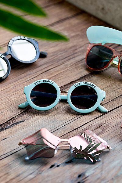 Novelty Glasses, SUN BEAMS
