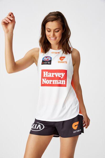 Aflw 2020 Run Short -  Womens, GWS