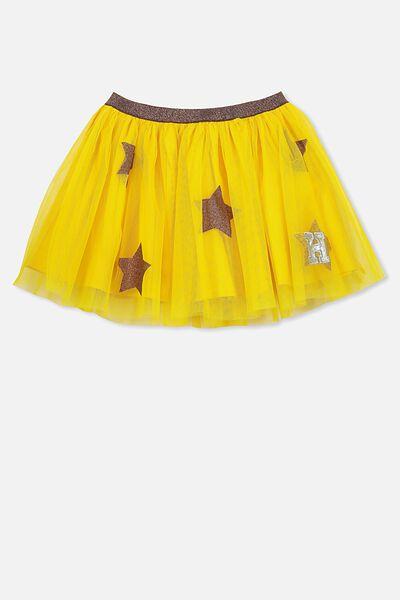 AFL Girls Tulle Skirt, HAWTHORN