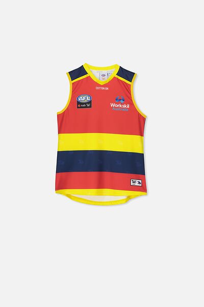 Aflw 2020 Retail Home Guernsey - Jnr, ADELAIDE