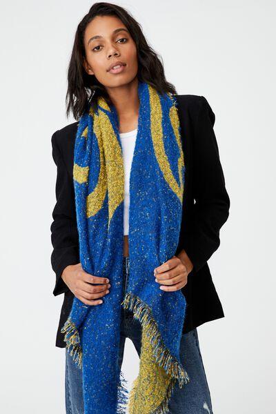 Afl Fashion Wrap, WEST COAST