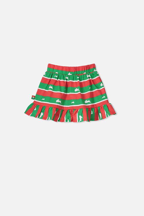 Nrl Girls Ruffle Skirt, RABBITOHS