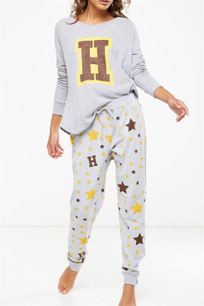 Afl Pj Pant Full Length, HAWTHORN