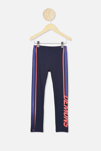 Afl Kids Team Leggings, MELBOURNE
