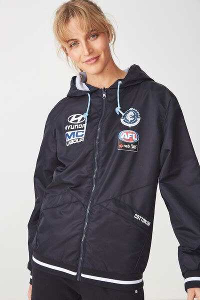 Aflw 2019 Reversible Jacket, CARLTON