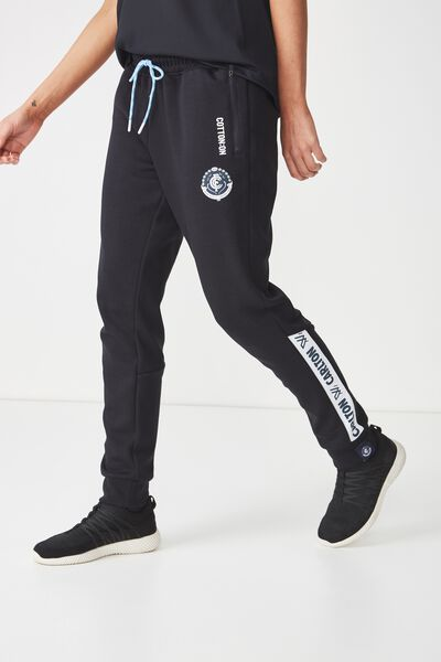 Aflw 2019 Ladies Trackpant, CARLTON