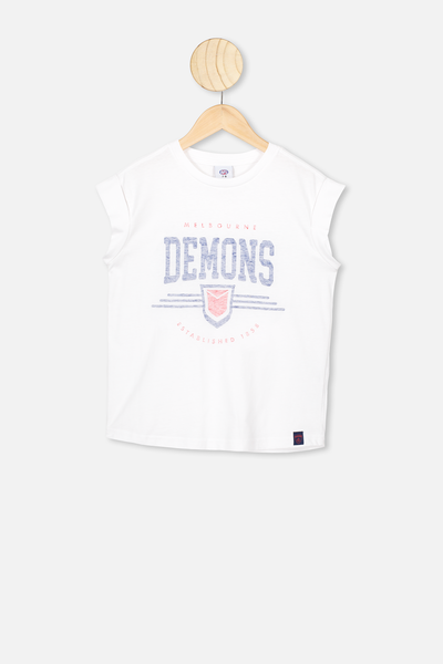 Afl Kids Graphic Tank Top, MELBOURNE