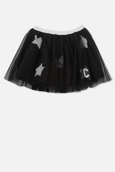 AFL Girls Tulle Skirt, COLLINGWOOD