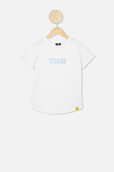 Nrl Kids Outline Graphic T-Shirt, TITANS