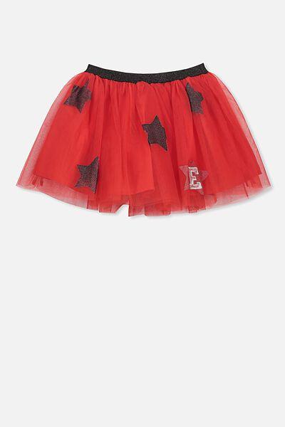 Afl Girls Tulle Skirt, ESSENDON