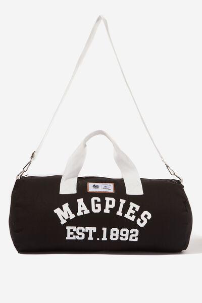 Afl Duffle Bag, COLLINGWOOD