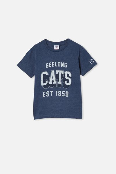 Afl Kids T-Shirt, GEELONG