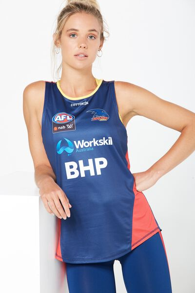 Aflw Training Tank, ADELAIDE