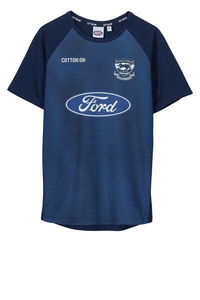 Gfc Junior Training Tee, NAVY