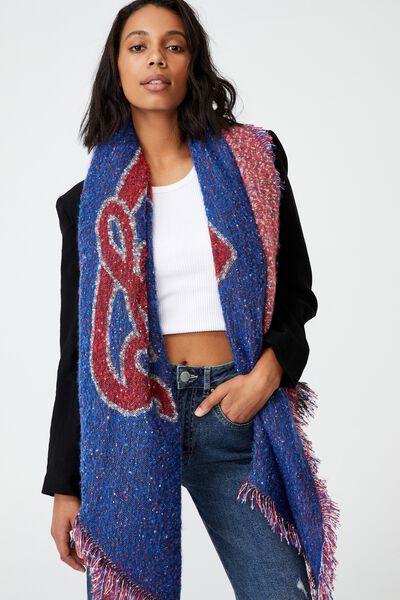 Afl Fashion Wrap, WESTERN BULLDOGS