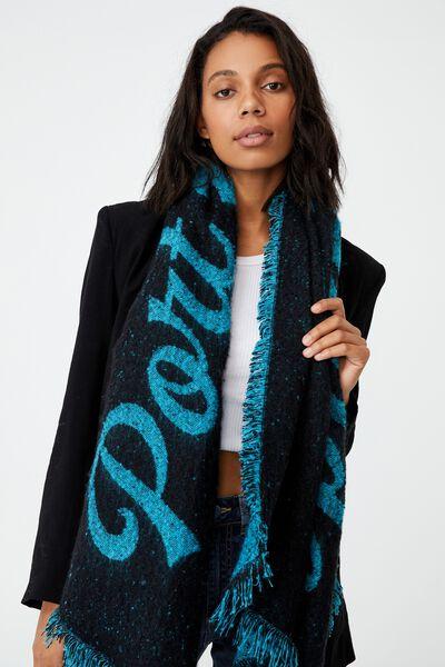 Afl Fashion Wrap, PORT ADELAIDE