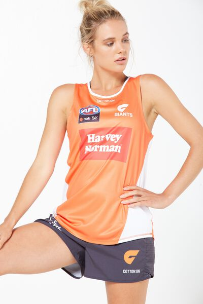 Aflw Training Tank, GWS