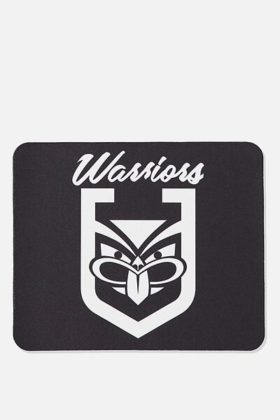 Nrl Shield Mouse Pad, WARRIORS