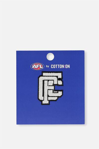 Afl Iron On Badge 2 - Logo, COLLINGWOOD