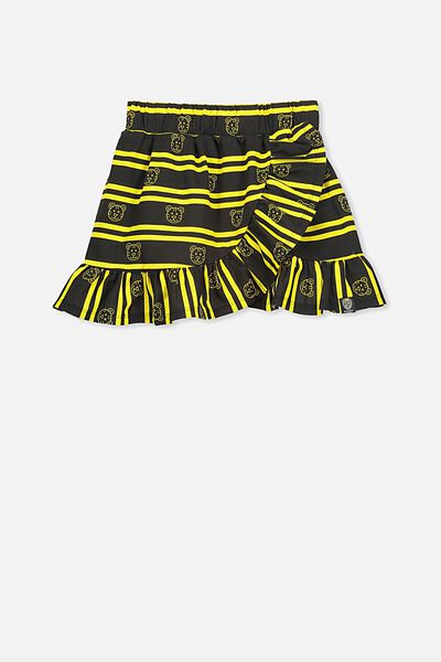 Afl Girls Ruffle Skirt, RICHMOND