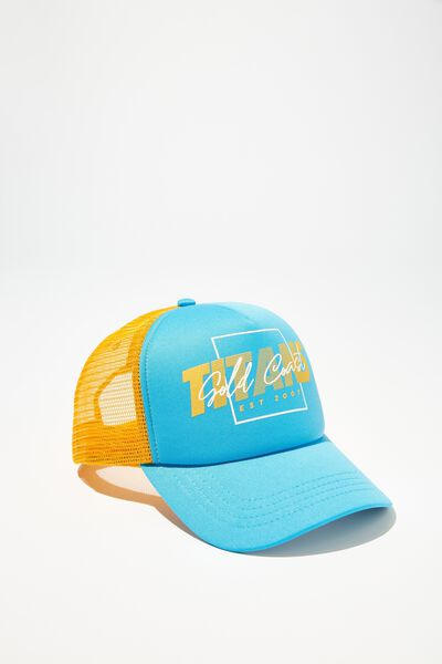 Nrl Trucker Cap, TITANS
