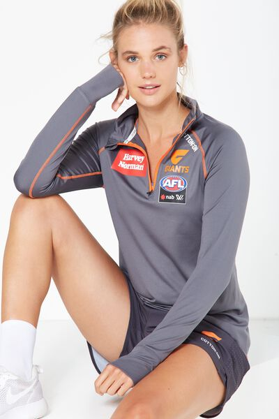 Aflw Performance Long Sleeve Top, GWS