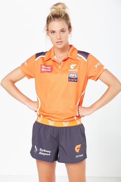 Aflw Media Short Sleeve Polo, GWS