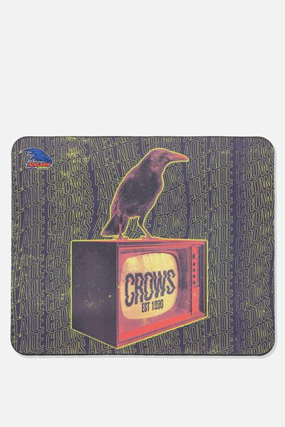 Afl Neoprene Mouse Pad - Canvas, ADELAIDE