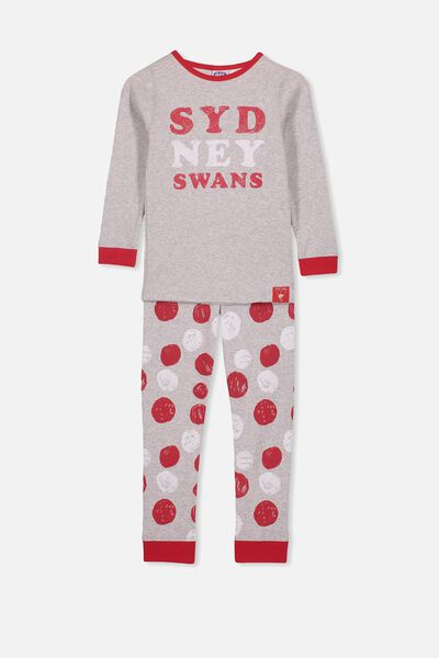 Afl Kids Pj Set, SYDNEY