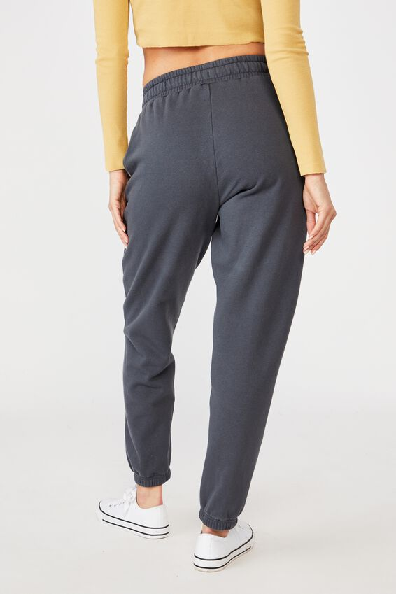 Afl Womens Old School Track Pant, GOLD COAST