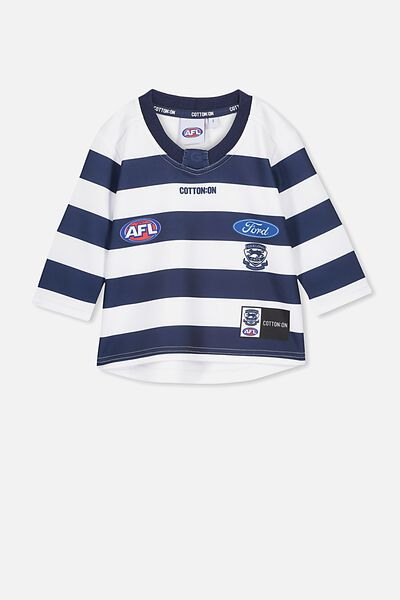 Gfc 2020 Infant Guernsey - Home - L/S, WHITE