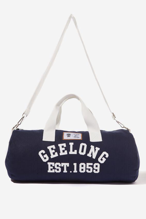 Afl Duffle Bag, GEELONG